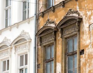 Facaderenovering til ny facade